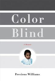 COLOR BLIND by Precious Williams