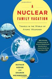 Cover art for A NUCLEAR FAMILY VACATION