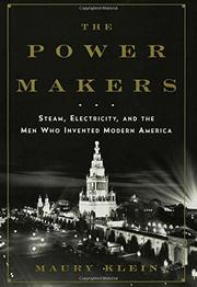 Book Cover for THE POWER MAKERS