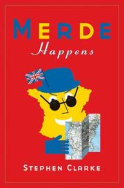 Cover art for MERDE HAPPENS