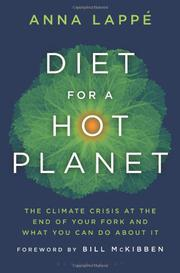 Cover art for DIET FOR A HOT PLANET
