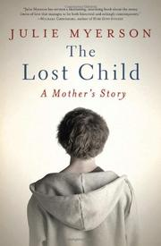 Cover art for THE LOST CHILD