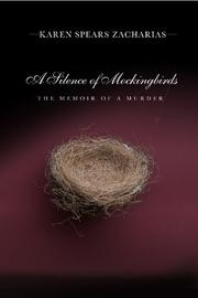 Book Cover for A SILENCE OF MOCKINGBIRDS