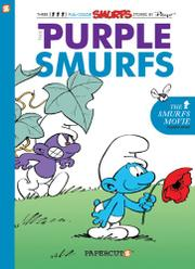 THE PURPLE SMURFS by Peyo