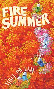 FIRE SUMMER by Thuy Da Lam