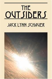 Book Cover for THE OUTSIDERS