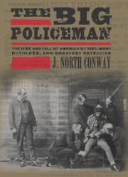 THE BIG POLICEMAN by J. North Conway