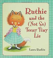 Cover art for RUTHIE AND THE (NOT SO) TEENY TINY LIE
