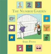 THE NUMBER GARDEN by Sara Pinto