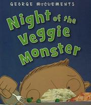 Cover art for NIGHT OF THE VEGGIE MONSTER