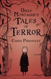 Cover art for UNCLE MONTAGUE'S TALES OF TERROR