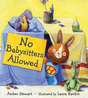 Book Cover for NO BABYSITTERS ALLOWED