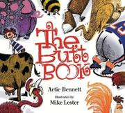 THE BUTT BOOK by Artie Bennett