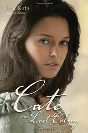 Book Cover for CATE OF THE LOST COLONY