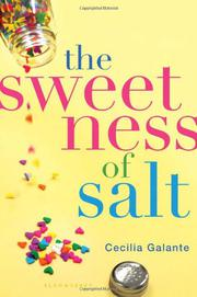 Book Cover for THE SWEETNESS OF SALT