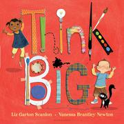 Cover art for THINK BIG