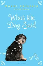 Cover art for WHAT THE DOG SAID