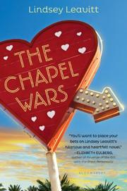 THE CHAPEL WARS by Lindsey Leavitt
