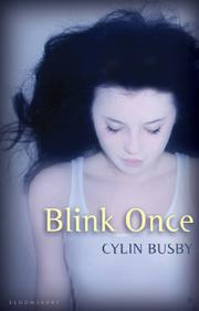 Cover art for BLINK ONCE