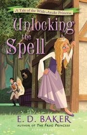 Book Cover for UNLOCKING THE SPELL