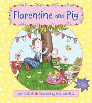Cover art for FLORENTINE AND PIG