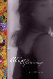 Cover art for ALICIA AFTERIMAGE