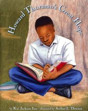 HOWARD THURMAN'S GREAT HOPE by Kai Jackson Issa