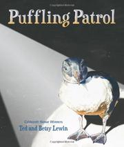 PUFFLING PATROL by Ted Lewin