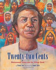 TWENTY-TWO CENTS by Paula Yoo