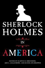 SHERLOCK HOLMES IN AMERICA by Martin H. Greenberg