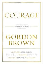 COURAGE by Gordon Brown