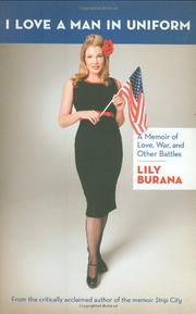 Book Cover for I LOVE A MAN IN UNIFORM