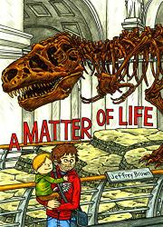 Cover art for A MATTER OF LIFE