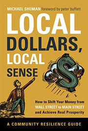 Book Cover for LOCAL DOLLARS, LOCAL SENSE