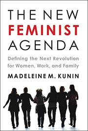 Book Cover for THE NEW FEMINIST AGENDA