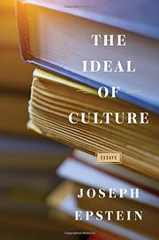 THE IDEAL OF CULTURE by Joseph Epstein