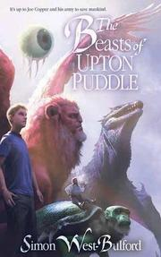 THE BEASTS OF UPTON PUDDLE by Simon West-Bulford