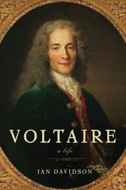 VOLTAIRE by Ian Davidson
