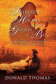Book Cover for SHERLOCK HOLMES AND THE GHOSTS OF BLY