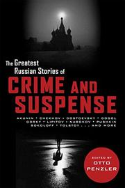 Book Cover for THE GREATEST RUSSIAN STORIES OF CRIME AND SUSPENSE