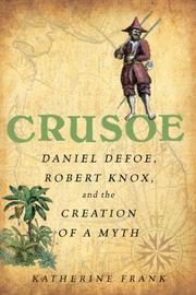 CRUSOE by Katherine Frank