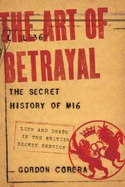 Cover art for THE ART OF BETRAYAL