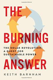 THE BURNING ANSWER by Keith Barnham