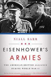 EISENHOWER'S ARMIES by Niall Barr