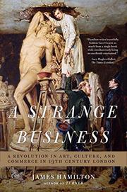 A STRANGE BUSINESS by James Hamilton