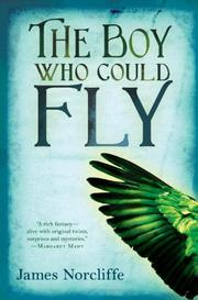 THE BOY WHO COULD FLY by James Norcliffe
