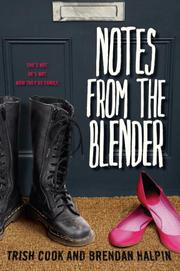 Cover art for NOTES FROM THE BLENDER