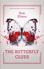 Book Cover for THE BUTTERFLY CLUES