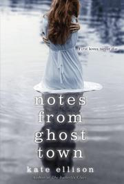 Book Cover for NOTES FROM GHOST TOWN