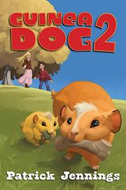 GUINEA DOG 2 by Patrick Jennings